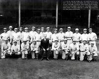 1930 Philadelphia A's Photo 8X10 - Grove Mack Foxx