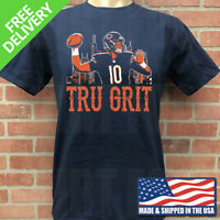 CHICAGO BEARS MITCH TRUBISKY ***TRU GRIT*** T-SHIRT
