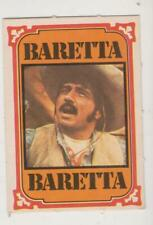 Monty Gum trading card 1978 TV Series: Baretta #7