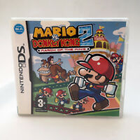 Mario Vs Donkey Kong 2: March of the Minis CIB | Nintendo DS | Good Condition