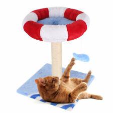 19.3'' Cat Tree Cat Scratching Post Scratcher Furniture Pet Kitten Toys
