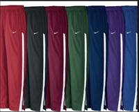 Nike Men's Championship III Warm-Up Basketball Training Pants 378252 Colors S-3X