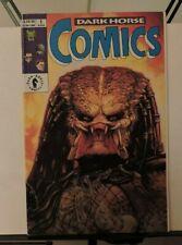 Dark Horse Comics #1 1992