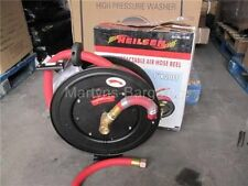 Open framed 20ft x 1 inch Auto-retractable Air Line. Wall Mountable. Air Hose.