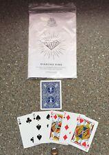 (G) Card Magic Trick Diamond Ring By Stephen Tucker