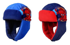 Boys Spiderman Winter Trapper Hat