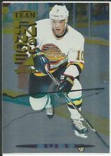 94-95 Pinnacle Team Pinnacle Pavel Bure Cam Neely #TP12 Canucks Bruins Insert
