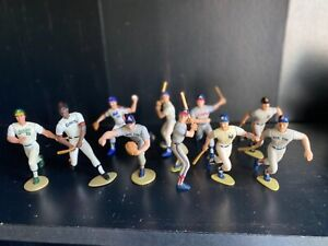 lot of 10 Starting Lineup figures 1988,1989,1990 - Clemens, Canseco, Mattingly..