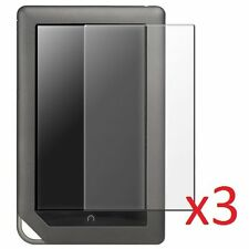 3PCS Anti-Glare Matte LCD Screen Protector Cover for Barnes and Noble Nook Color