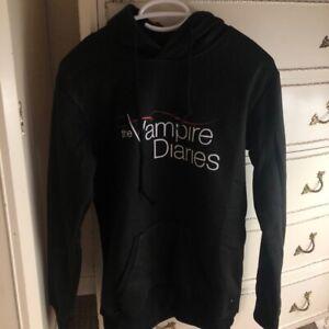 The Vampire Diaries Hoodie Size XS brand New