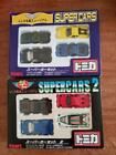 TOMICA SUPERCARS MUSEUM Popular Sports Car Limited Color 1 And 2 Set TOMY Japan