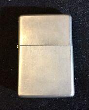 Solid Titanium Zippo
