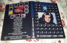 Blue System - In concert 1987-1989 DVD FAN EDITION, Modern Talking,Dieter Bohlen
