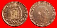 1 PESETA FRANCO 1966-74 SC ESPAÑA