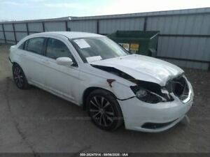 AC Compressor Without Rear AC Fits 11-17 JOURNEY 279887