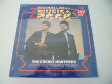 THE EVERLY BROTHERS sealed new record lp  HISTORIA DELA MUSICA ROCK