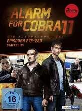 2 DVDs * ALARM FÜR COBRA 11 - STAFFEL 35 # NEU OVP  §