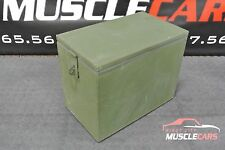 Freightliner Military Truck Camo Green Tire Chain Box A22-351191-000