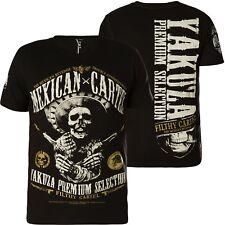 YAKUZA PREMIUM T-Shirt YPS-2608 Schwarz T-Shirts