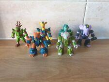 Battle Beasts Figures - 1986 - Series 1-3 - Hasbro/Takara - Various Figures
