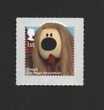DOUGAL-MAGIC ROUNDABOUT/CHILDREN'S TV/GB 2014 UM MINT STAMP