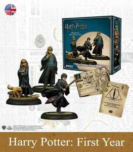 Harry Potter Miniatures Adventure Game Harry Potter: First Year NIB