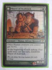 Mtg mayor of avabruck foil x 1 great condition