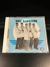 The Saucers-Presenting The Saucers-CD-VG+ Condition-Eagle Records