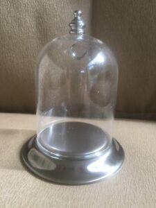 Pocket Watch Glass Display Dome