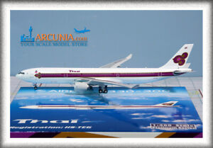 "Phoenix 1:400 Thai Airways International Airbus a330-300 ""HS-TEG"" 11633"