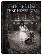 THE HOUSE THAT NEVER DIES REAWAKENING, DVD, 2018, SKU 3063