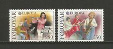 EUROPA CEPT 1985 Foroyar îles de Féroé 2 timbres neufs MNH /TR1689