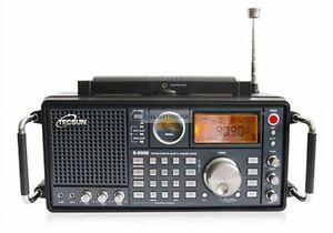 TECSUN S-2000 Receiver For Base all Mode 1,7 -30 MHZ + Vhf Air Band 330011