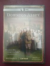 Downton Abbey: Season 2 (DVD, 2012, 3-Disc Set)