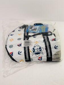 NWT Paws Aboard Dog Life Jacket X-Small Nautical Design 7-15 Pounds