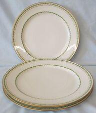 Chas Field Haviland Limoges GDA Castiglione Schleiger 200 Salad Plate set of 3