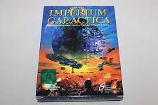 IMPERIUM GALACTICA 1 I PC Komplett im Originalkarton TOP + RAR!!!