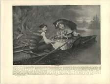 Scalbert, J.  ~ Old Artwork ~ A Shower