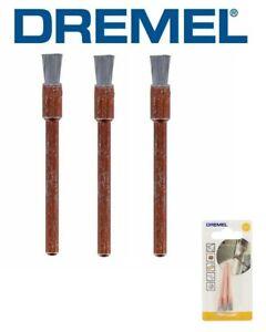 DREMEL ® 532 Stainless Steel Brushes (D=3.2mm) (3 No/Pack) (26150532JA)
