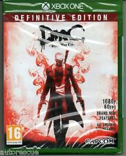 "DMC Devil May Cry edición definitiva ""Nuevo y Sellado' * XBOX ONE (1) *"