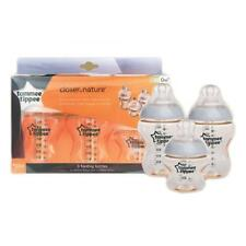 Tommee Tippee Closer to Nature PESU Bottle Triple Pack
