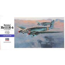 Hasegawa #00551 E21 1/72 Heinkel He111H-6