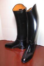 "Womens "" Konigs""  Grandgester Dressage  riding boots sz 8  ( 39 cm calf )"