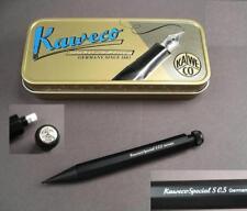 Kaweco Mini Special Bleistift ALU in schwarz 0.5mm Mine #