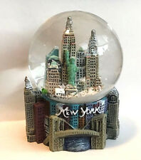 New York City Snow Globe 2.5 Inch (45mm) Skylines & Statue of liberty wg227