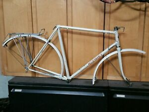 Vintage Nishiki Gran Tour 15 Touring Bike Frame 58cm Large w/ extras
