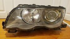 99-01 BMW 325I 328I 323I E46 FRONT LEFT SIDE XENON HEADLIGHT LAMP OEM Bosch