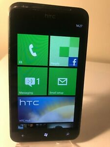 HTC Titan - 16GB - Black (Unlocked) Smartphone Mobile