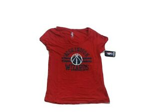 Washington wizards Women's V Neck Tee Size X-LARGE  New With Tag  $30
