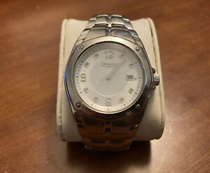 Caravelle By Bulova Mens Watch Stainless Steel